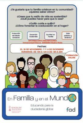 Cartel Escuela Padres y Madres